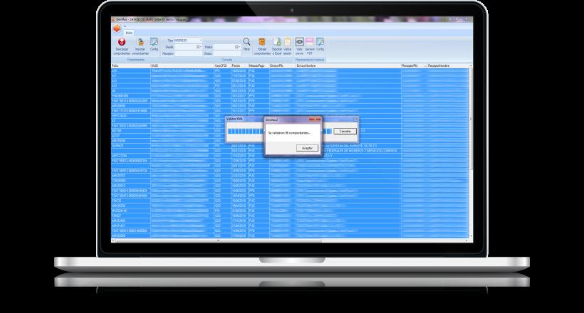Actualizar a DESMAS versión 1.0.2.2
